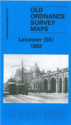 Leicester (SE) 1902-11: Leicestershire Sheet 31.15