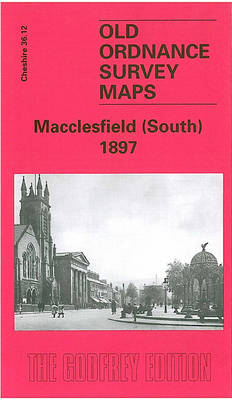 Macclesfield (South) 1897: Cheshire Sheet 36.12