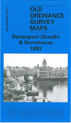 Devonport (South) and Stonehouse 1893: Devon Sheet 123.11