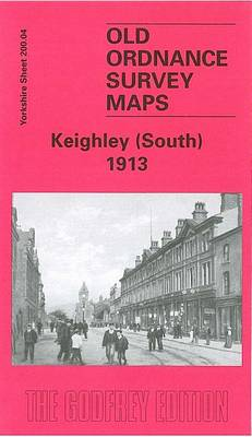 Keighley (South) 1913: Yorkshire Sheet 200.04