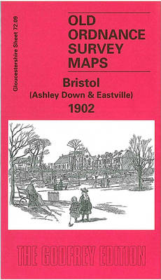 Bristol (Ashley Down and Eastville) 1902: Gloucestershire Sheet 72.09