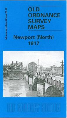 Newport (North) 1917: Monmouthshire Sheet 28.16