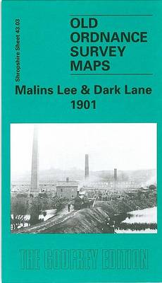 Malins Lee and Dark Lane 1901: Shropshire Sheet 43.03