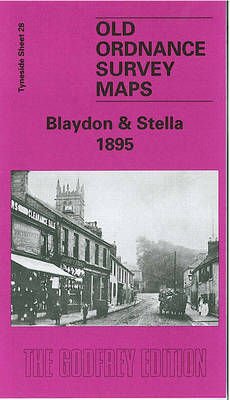 Blaydon and Stella 1895: Tyneside Sheet 28