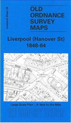 Liverpool (Hanover Street) 1864: Liverpool Sheet 29
