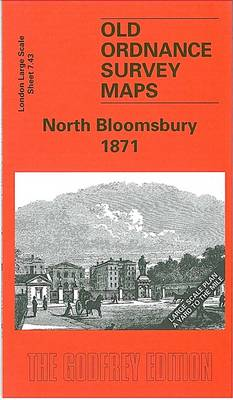 North Bloomsbury 1871: London Large Scale 07.43