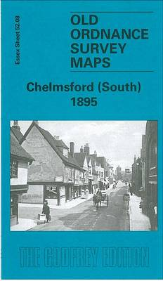 Chelmsford (South) 1895: Essex  Sheet 52.08
