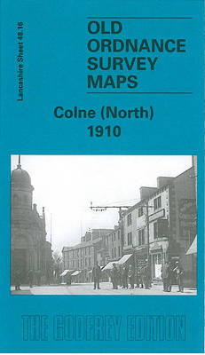 Colne (North) 1910: Lancashire Sheet 48.16