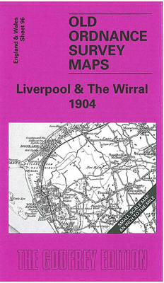 Liverpool and The Wirral 1904: One Inch Sheet 096