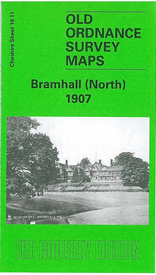 Bramhall (North) 1907: Cheshire Sheet 19.11