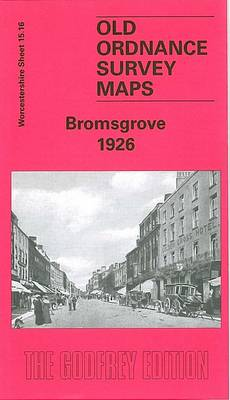 Bromsgrove 1926: Worcestershire Sheet 15.16
