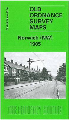 Norwich (NW) 1905: Norfolk Sheet 63.10