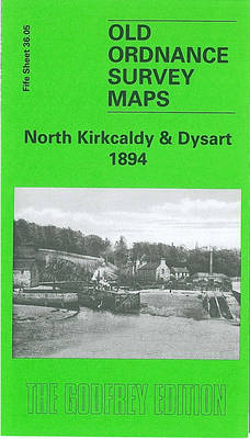 North Kirkcaldy and Dysart 1894: Fifeshire Sheet 36.05