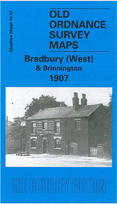 Bredbury (West) and Brinnington 1907: Cheshire Sheet 10.12