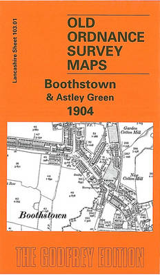 Boothstown and Astley Green 1904: Lancashire Sheet 103.01