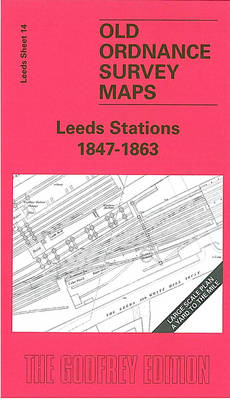 Leeds Stations 1847-1863: Leeds Sheet 14