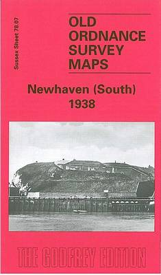 Newhaven (South) 1938: Sussex Sheet 78.07