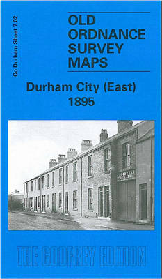 Durham City (East) 1895: Durham Sheet 27.02
