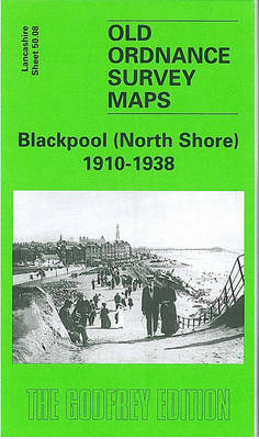 Blackpool (North Shore) 1910- 1938: Lancashire Sheet 50.08