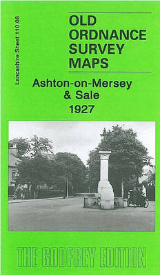 Ashton on Mersey 1927: Lancashire Sheet 110.08