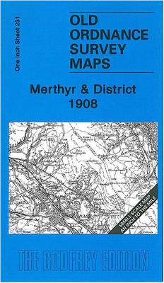 Merthyr and District 1908: One Inch Sheet 231