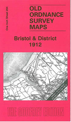 Bristol and District 1912: One Inch Sheet 264