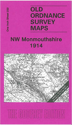 NW Monmouthshire 1914: One Inch Sheet 232