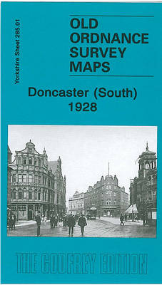 Doncaster (South) 1928: Yorkshire Sheet 285.01b