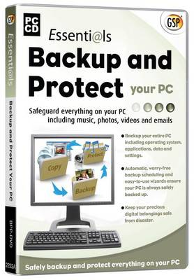 Essentials Backup and Protect Your PC