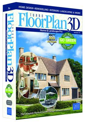 Turbofloorplan Home and Landscape Pro V14
