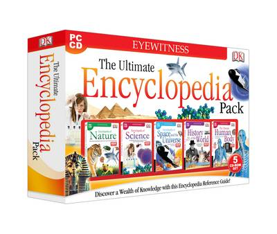 DK Ultimate Encyclopedia Pack