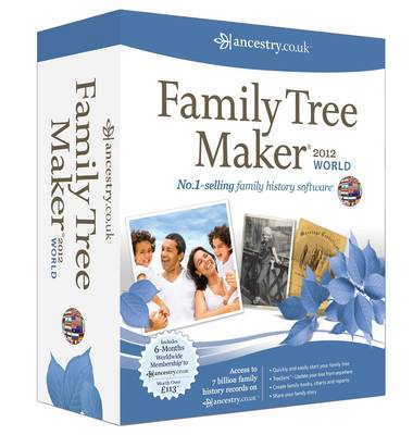 Family Tree Maker World Edition 2012