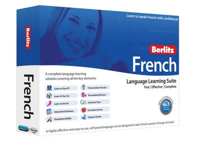 Berlitz French Language Learning Suite