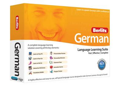 Berlitz German Language Learning Suite