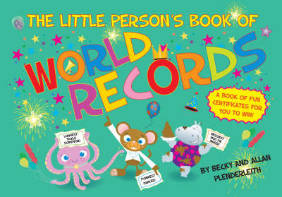 The Little Person's Book of World Records