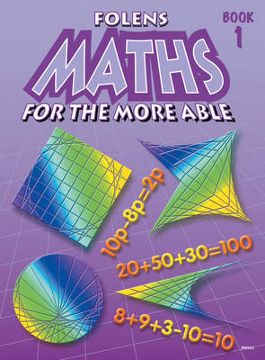 Maths for the More Able: Bk. 1