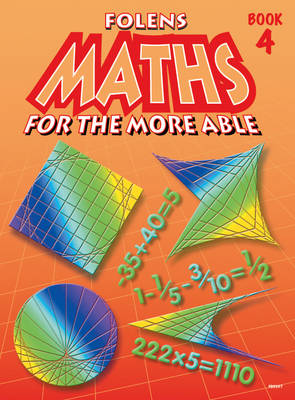 Maths for the More Able: Bk. 4