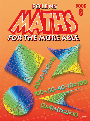 Maths for the More Able: Bk. 6