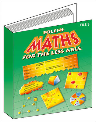 Maths for the Less Able: File 3