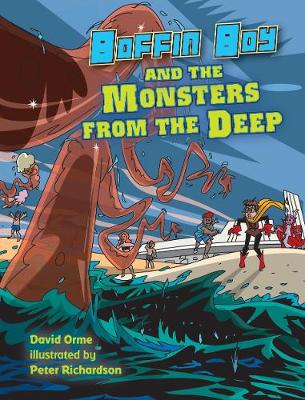 Boffin Boy and the Monsters from the Deep: Set Three
