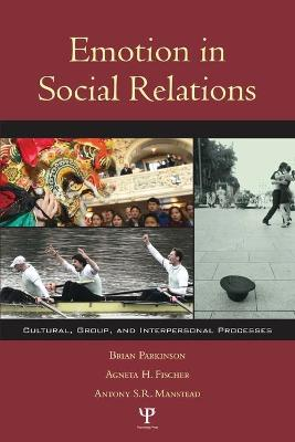 Emotion in Social Context: Cultural, Group, and Interpersonal Perspectives