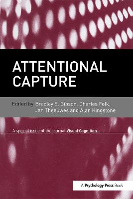 Attentional Capture: A Special Issue of Visual Cognition