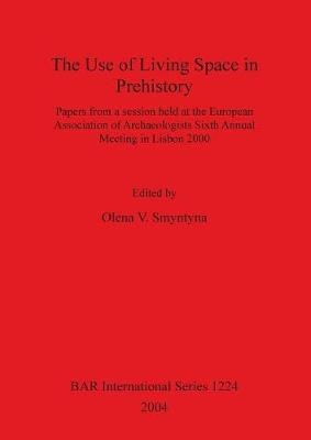 The Use of Living Space in Prehistory: Papers from a session held at the European Association of Archaeologists Sixth Annual Meeting in Lisbon 2000