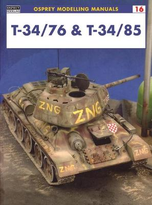 Modelling the T34/76 and T34/85