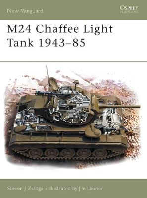 M24 Chaffee Light Tank 1943-70
