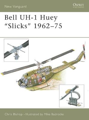 "Bell Uh-1 Huey ""Slicks"" 1962-75"