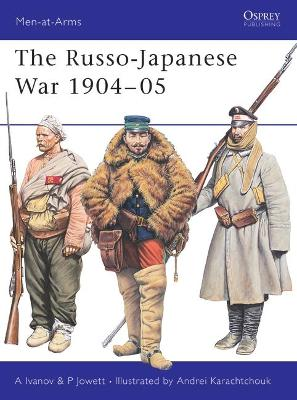 Armies of the Russo-Japanese War 1904-05