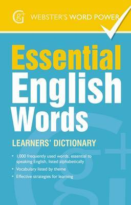 Essential English Words: Learners' Dictionary