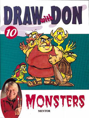 Draw with Don: No. 10: Monsters