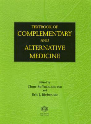 A Textbook of Complementary and Alternative Medicine
